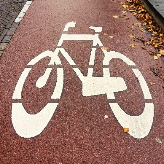 Cycling rules in the Netherlands