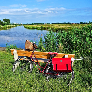 3x Cycling routes in and around Utrecht
