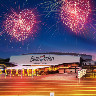 Eurovision is coming to Rotterdam!