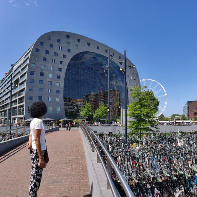 Best food halls in the Netherlands