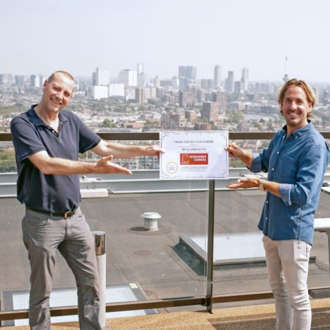Holland2Stay receives Rental Quality Mark