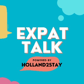 Check out the first podcast episode of Expat Talk