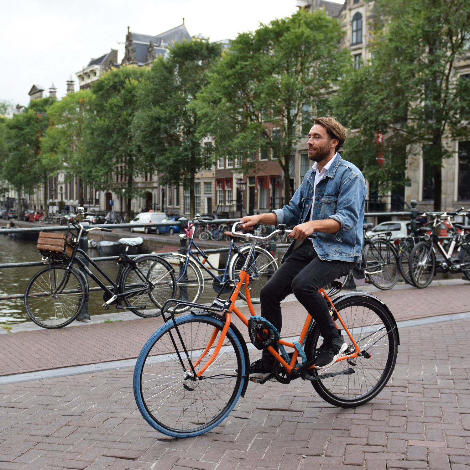 5 reasons to live in Amsterdam
