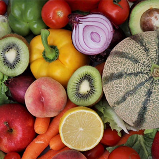 Fruits & veggies you can store for more than 1 month