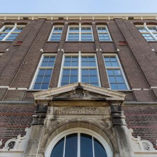 Former school transformed into Vleuterhuys