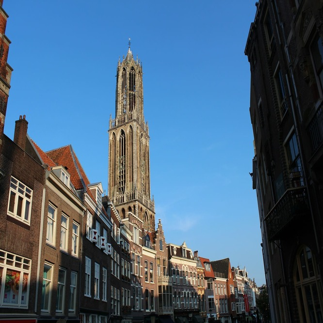 5x reasons to live in Utrecht