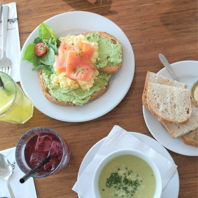 3x On-the-go lunch spots in Amsterdam's city center