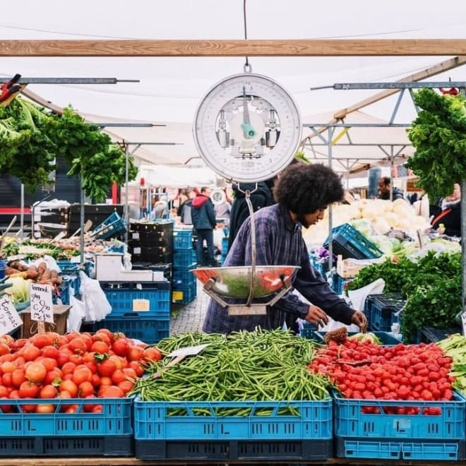 The best markets of The Hague
