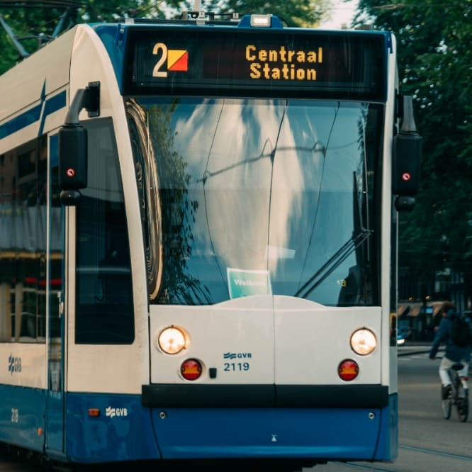 HIT#2: Everything you need to know about public transport in the Netherlands
