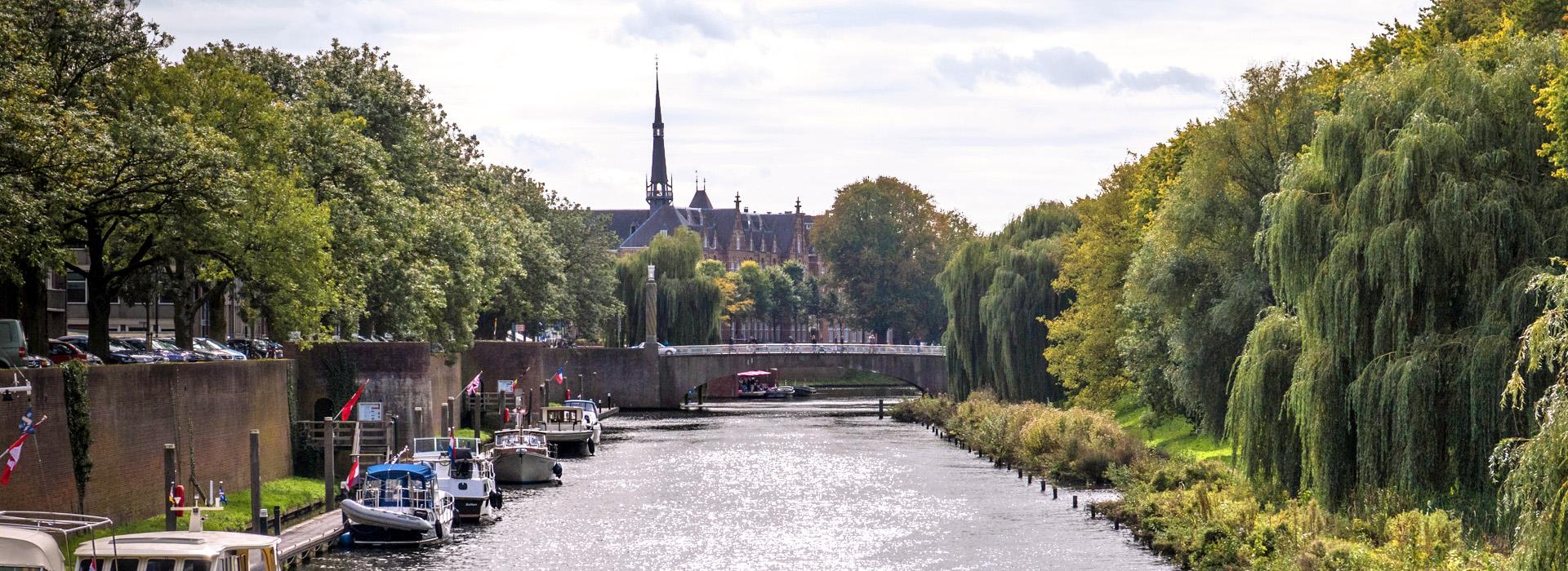 city view of Den Bosch