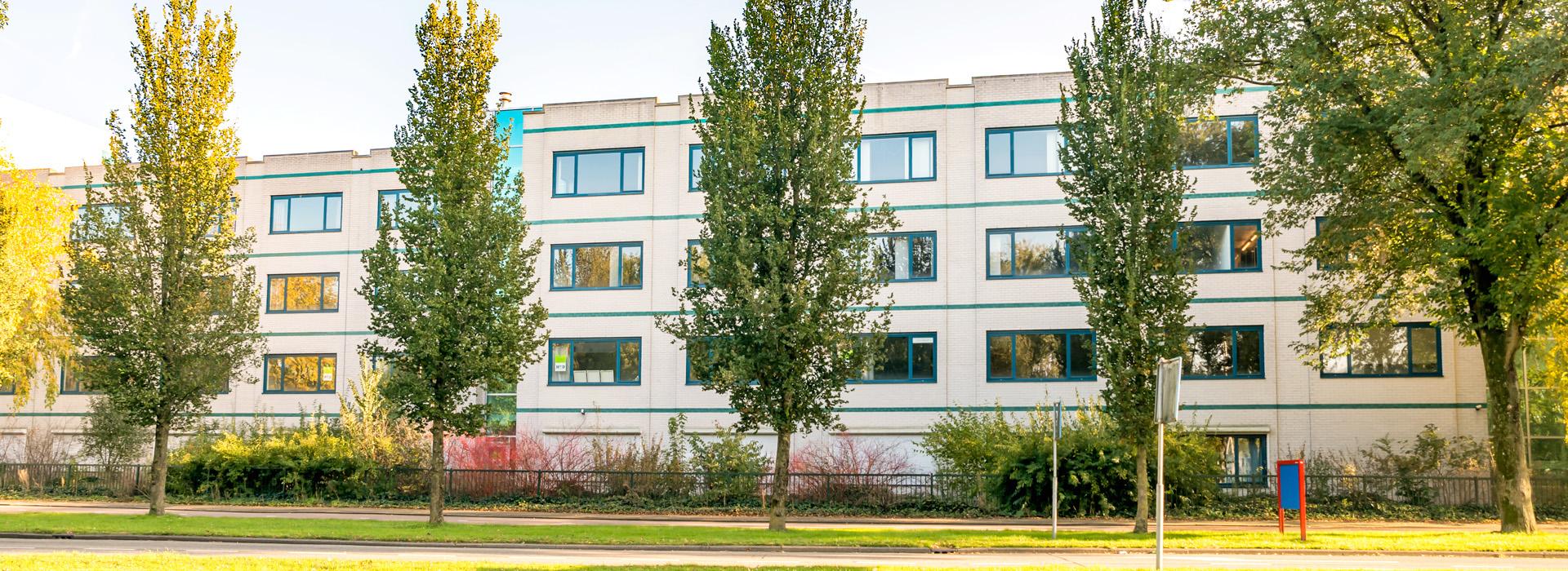 einstein residential building
