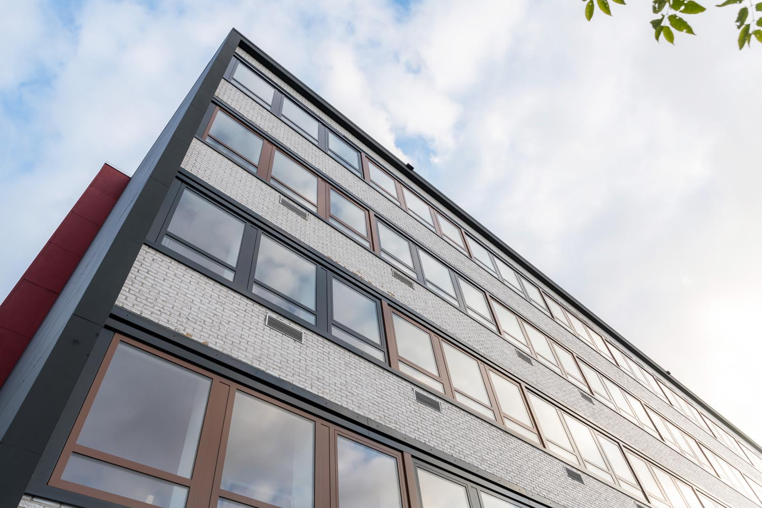 residential building DEHOLLAND