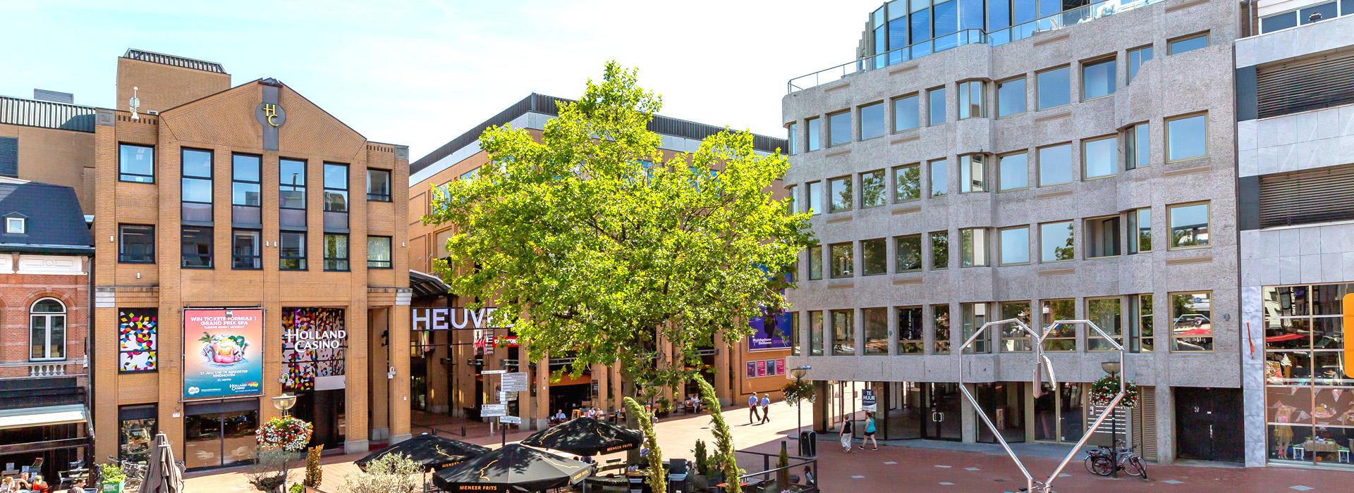 view of Markt in Eindhoven