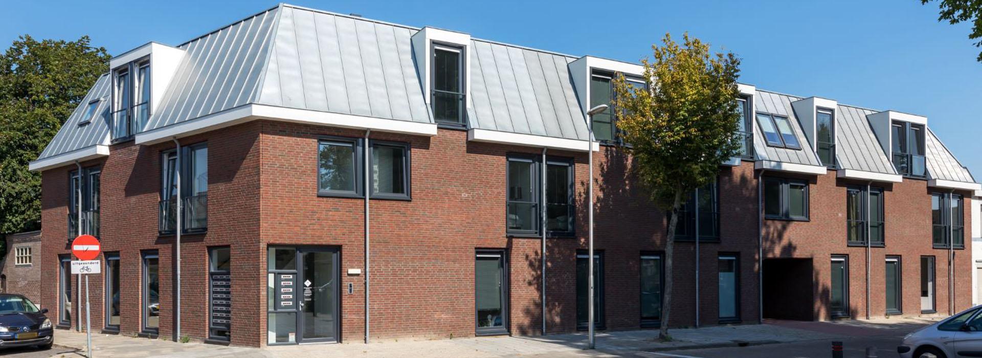 exterior Vlootkwartier in Eindhoven