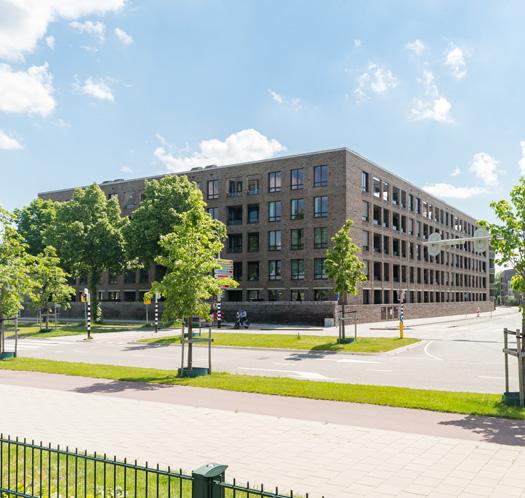 exterior Amonet in Maastricht