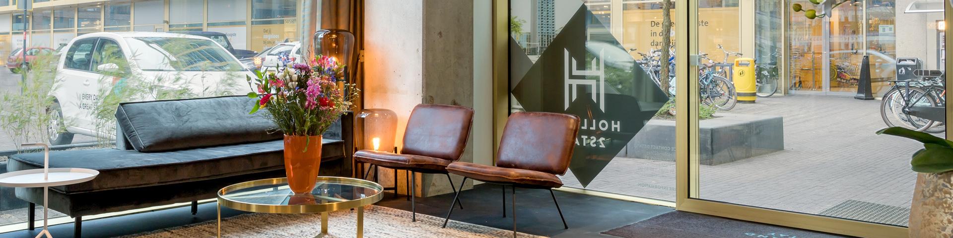 stylish lounge area holland2stay