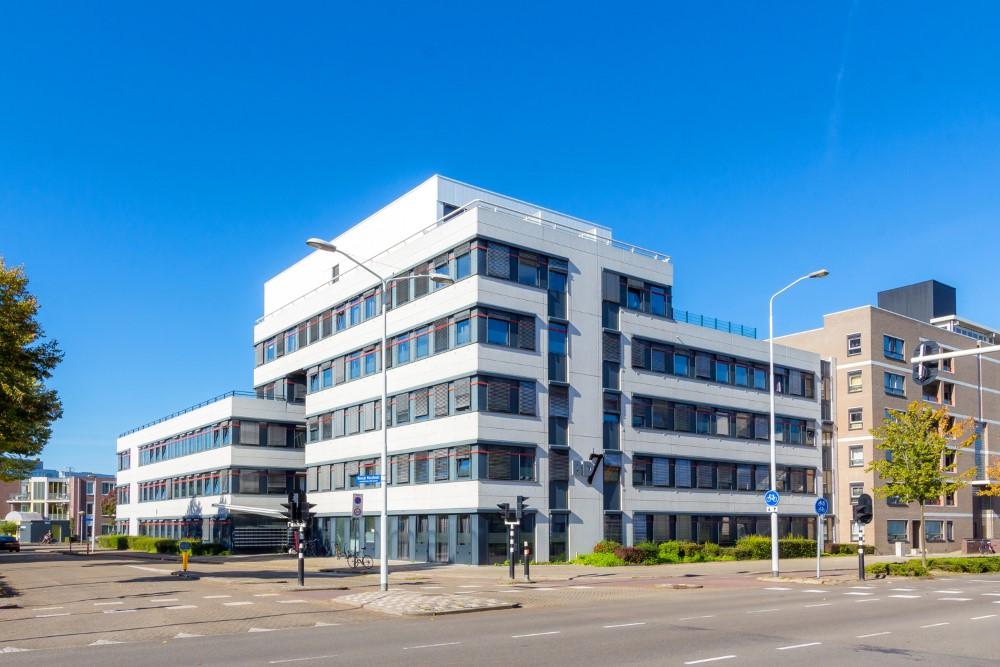 exterior building BD7 in Eindhoven