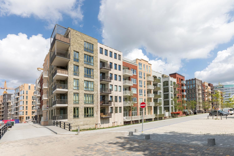 exterior building of Block 20