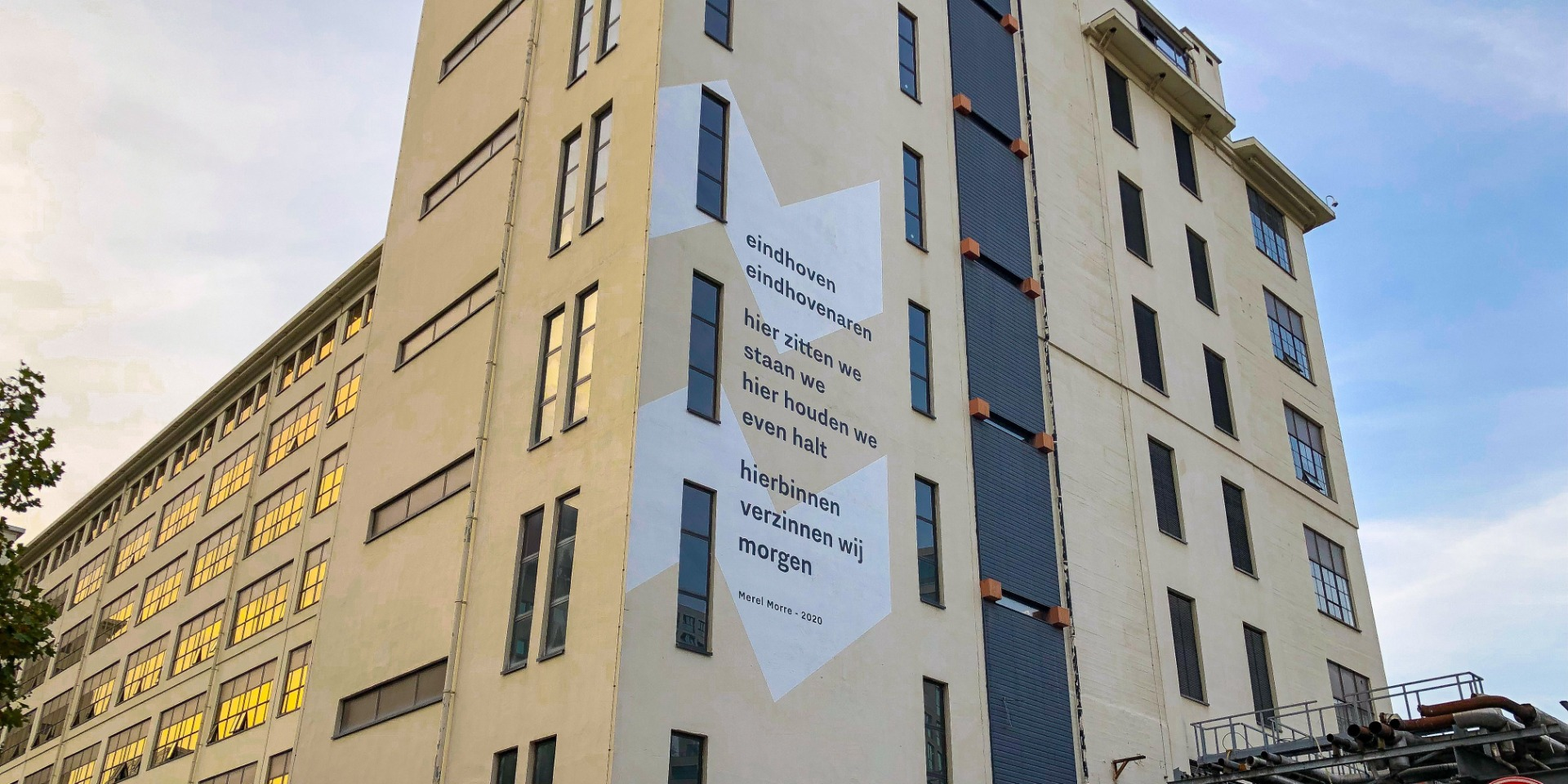 quotation on building strijp-s