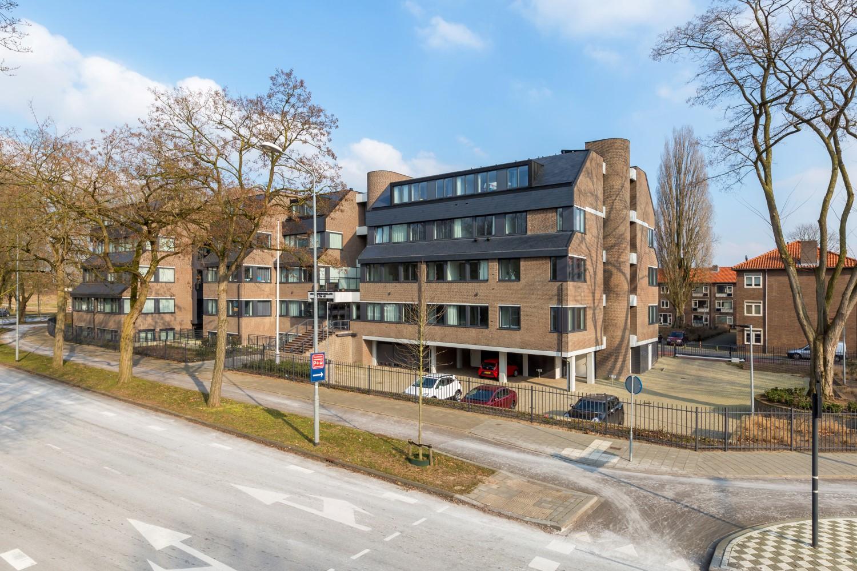 exterior building De Donck in Den Bosch