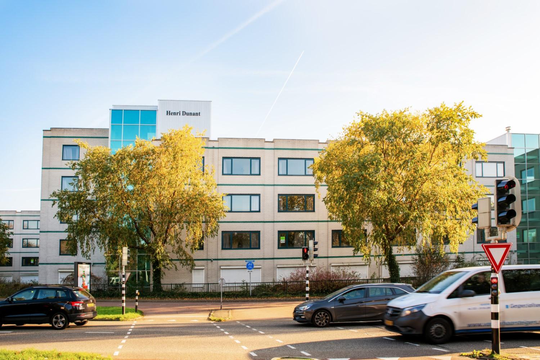 exterior building Einstein in Utrecht