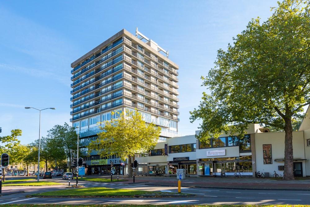 exterior building Hertoghof in Eindhoven