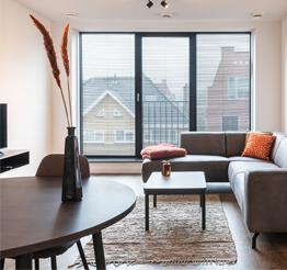 luxurious livingroom hofstate in waalre