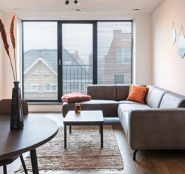 luxurious apartment livingroom hofstate waalre