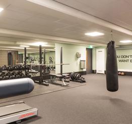 gym Europahuis