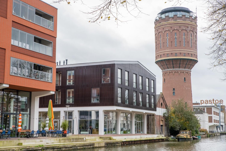 exterior building Keramus in Utrecht