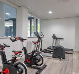 gym in QM Studios