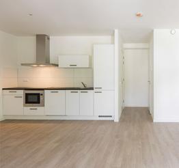 Kitchen semi-furnished apartment Lorentz