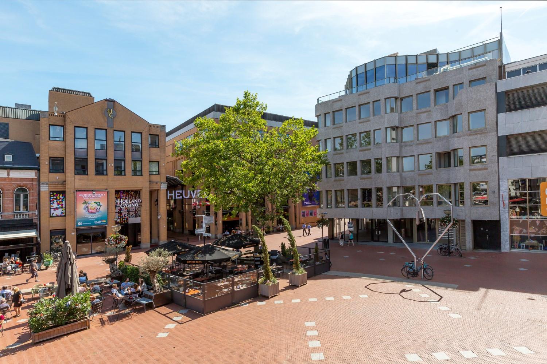 exterior building Markt in Eindhoven