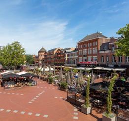 view from Markt in Eindhoven