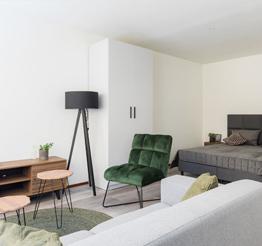 interior studio in Maritz