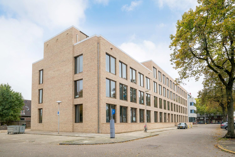 exterior building Nijenoord in Utrecht