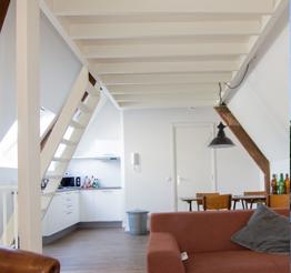 interior Oude Toren