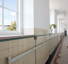 corridor Oude Toren