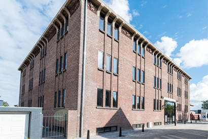 warehouse in Tilburg renovated into Pakhuis