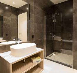 bathroom Philips Bedrijfsschool