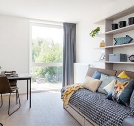 cozy studio apartment keramus