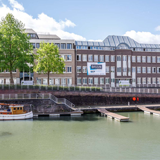 building Bassin in Maastricht