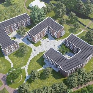 building Hotelschool in Maastricht