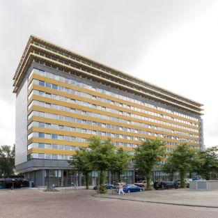 exterior Europahuis in Amsterdam