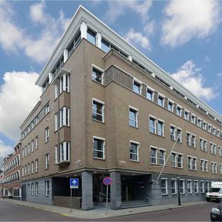 exterior Maritz in The Hague