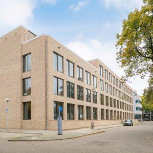 exterior Nijenoord in Utrecht