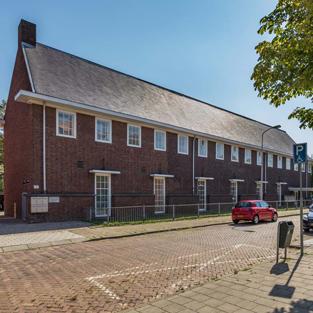 exterior Oude Toren in Eindhoven