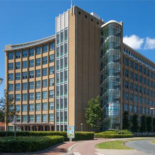 building Philips Bedrijsschool in Eindhoven