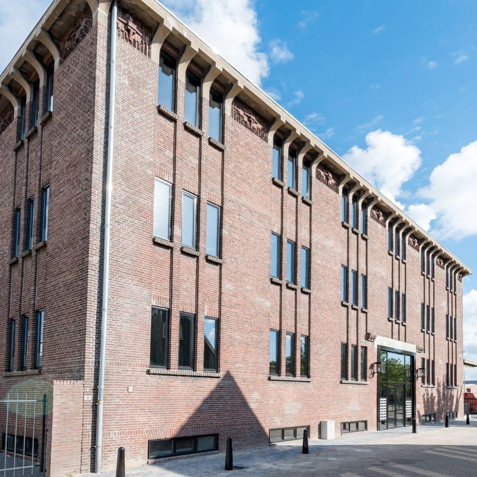 building Pakhuis in Tilburg