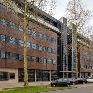 exterior building The European